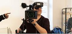 Besuch beim Filmequipment Verleiher 18Frames